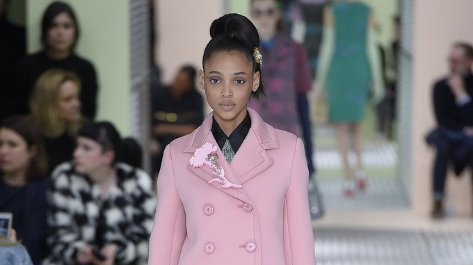 soft pop at prada fall/winter 15