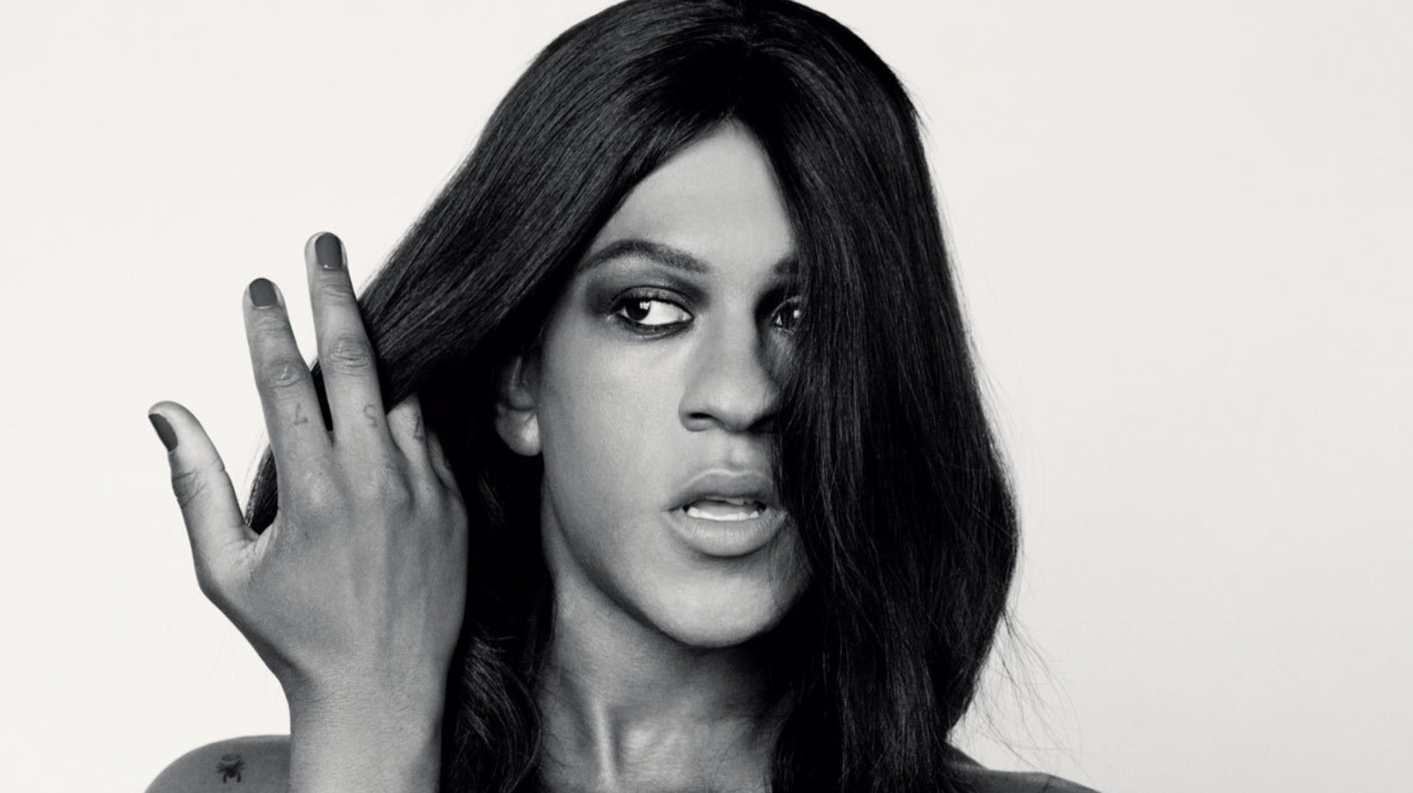 mykki blanco's i-Deale dag is gevuld met dim sum en decadentie