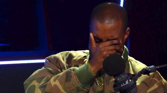 ​kanye gets emotional about the death of louise wilson