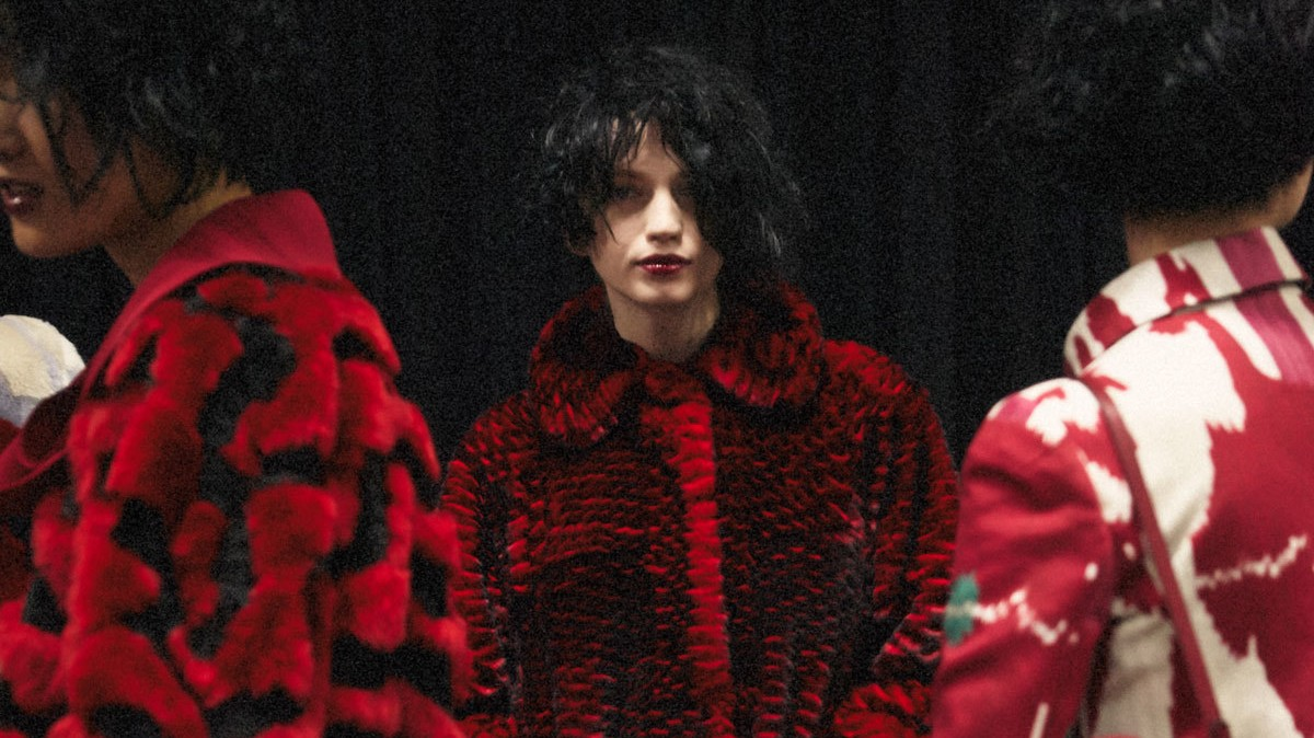 emporio armani autumn/winter15