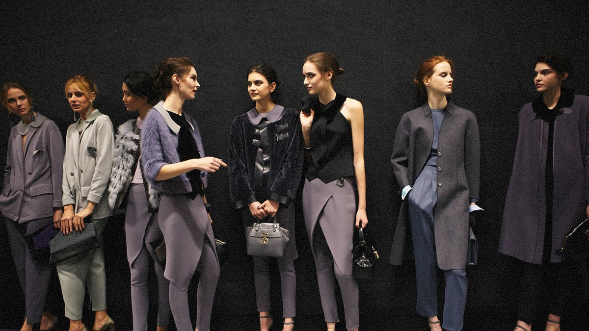 giorgio armani autumn/winter 15