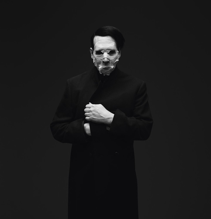 25 years of shock and horror with marilyn manson