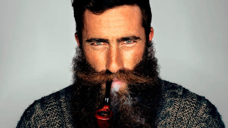 ​pogonophiles unite as beard exhibition comes to somerset house