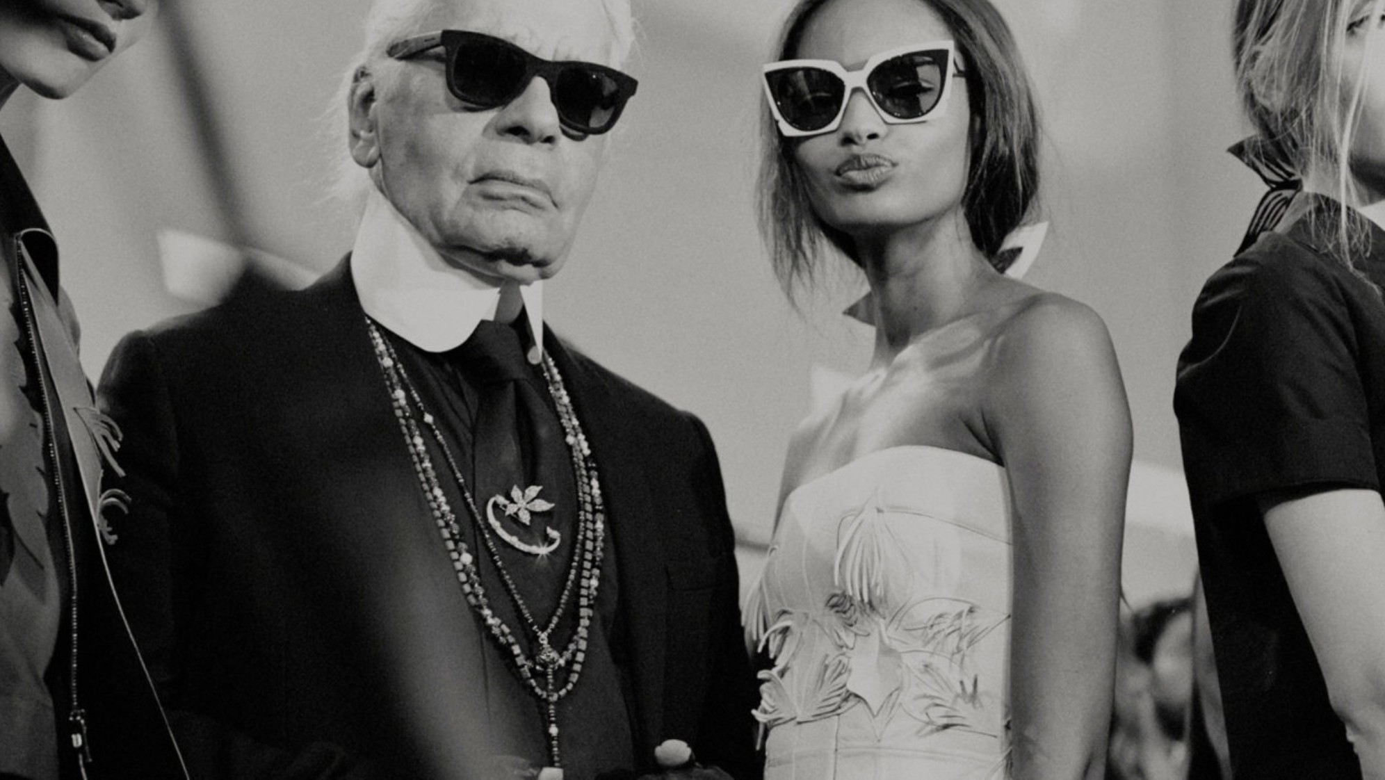 ​karl speaks his mind on fur, fashion and the future