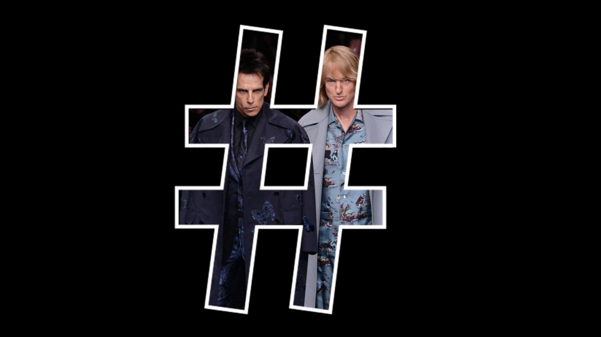 Our Favourite Fashion Hashtags Read I D