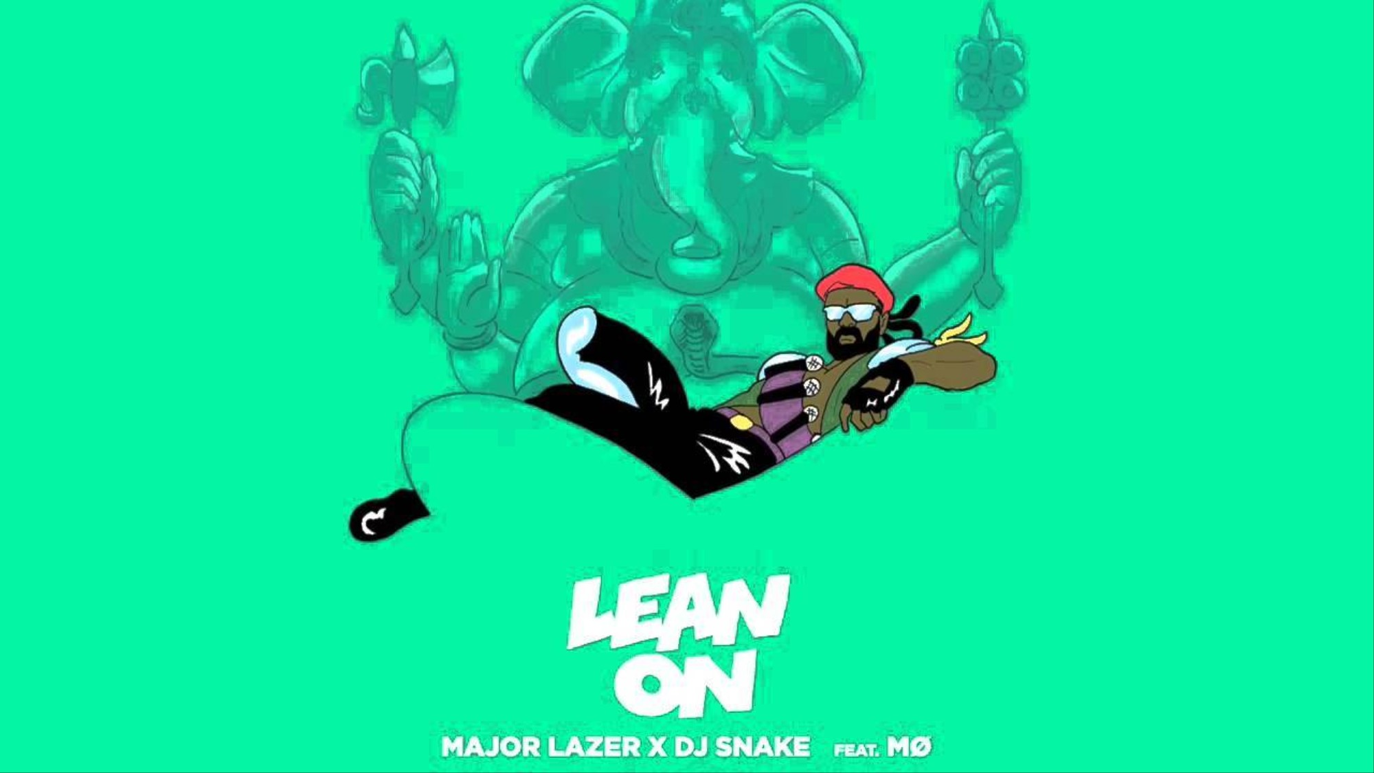 dancehall meets bollywood: major lazer drop new video feat