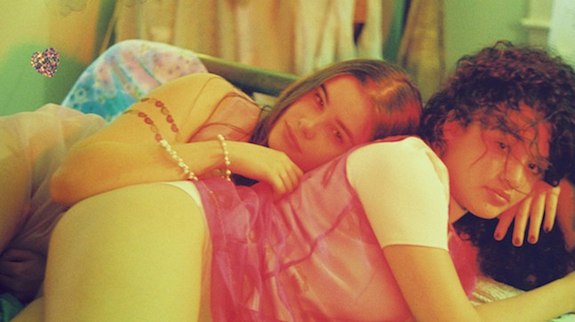 me and you: feminist underwear by petra collins' bffs