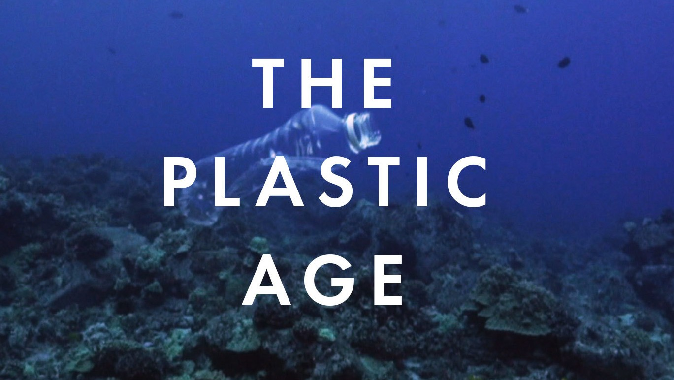 how to age clear plastic