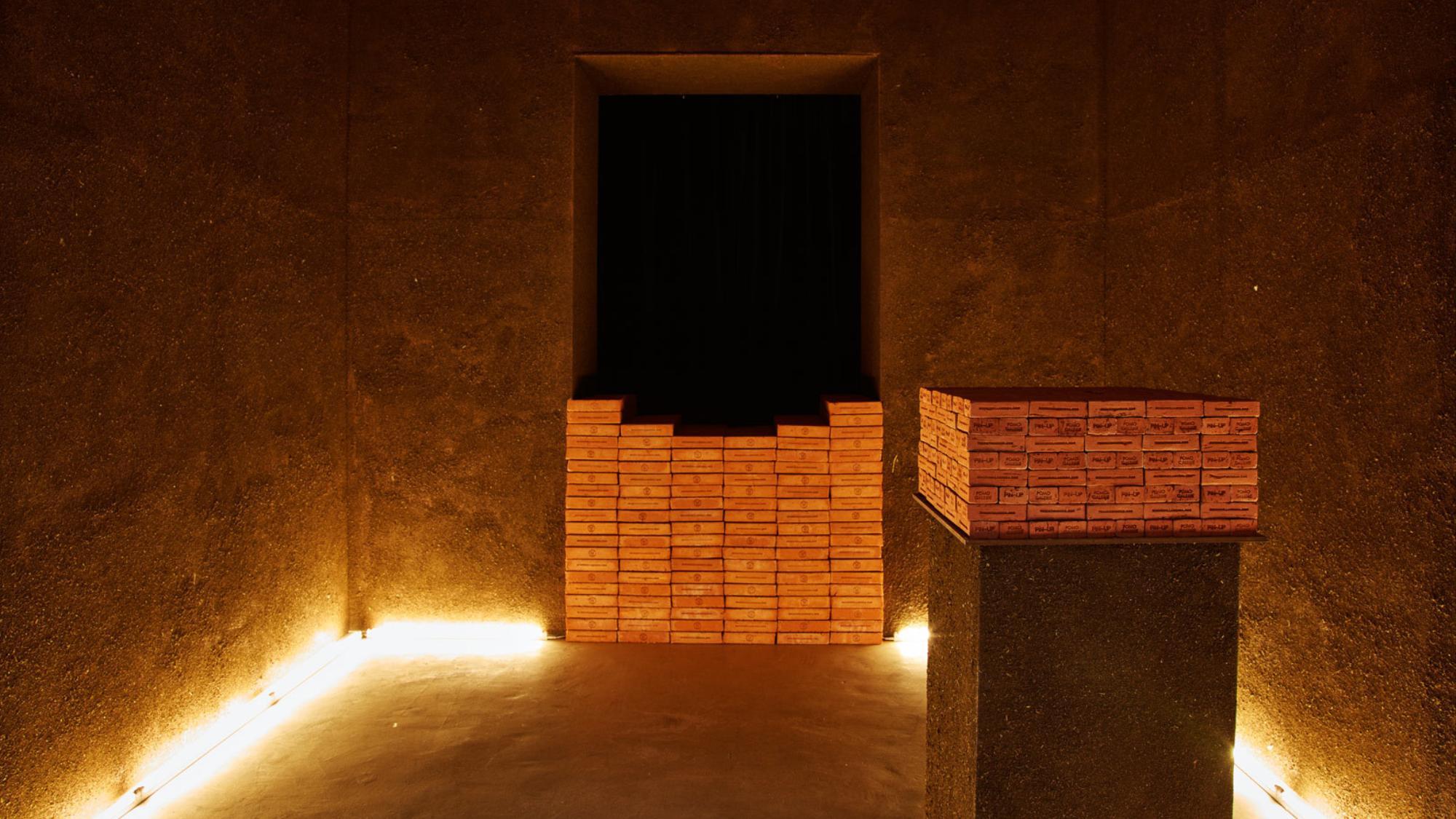 Il primo mattone nel muro del museo della merda read i d for Il museo della merda