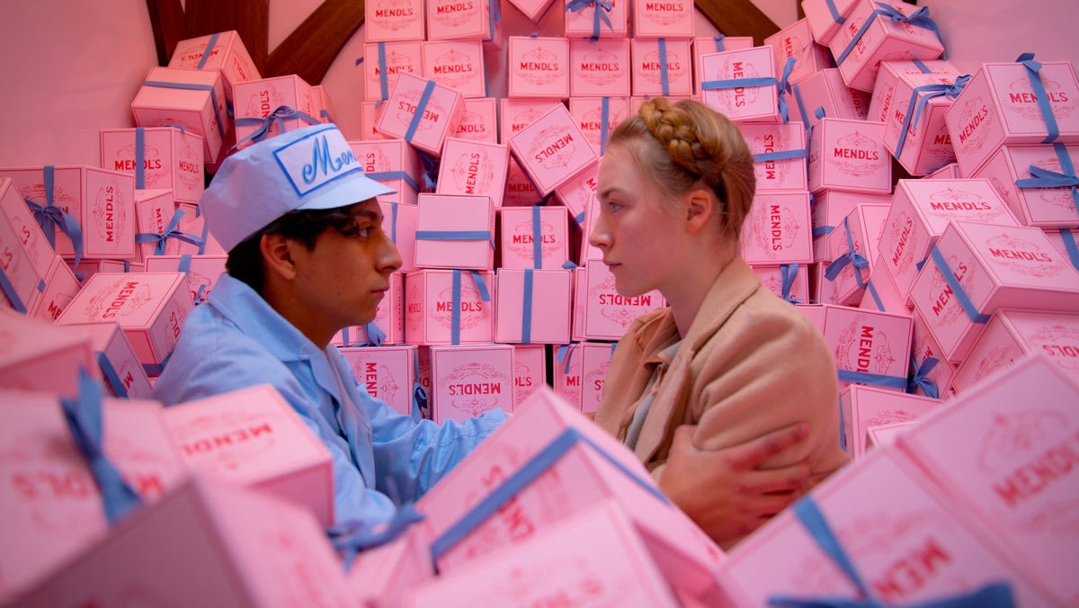 meet annie atkins, graphic designer of the grand budapest hotel's empire of zubrowka