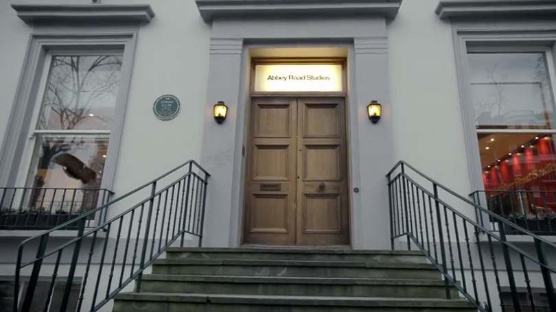 ​go behind the scenes at abbey road with google