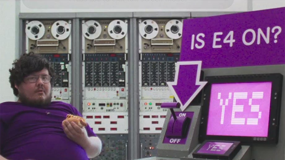 ​e4 will switch off on election day to encourage you to vote