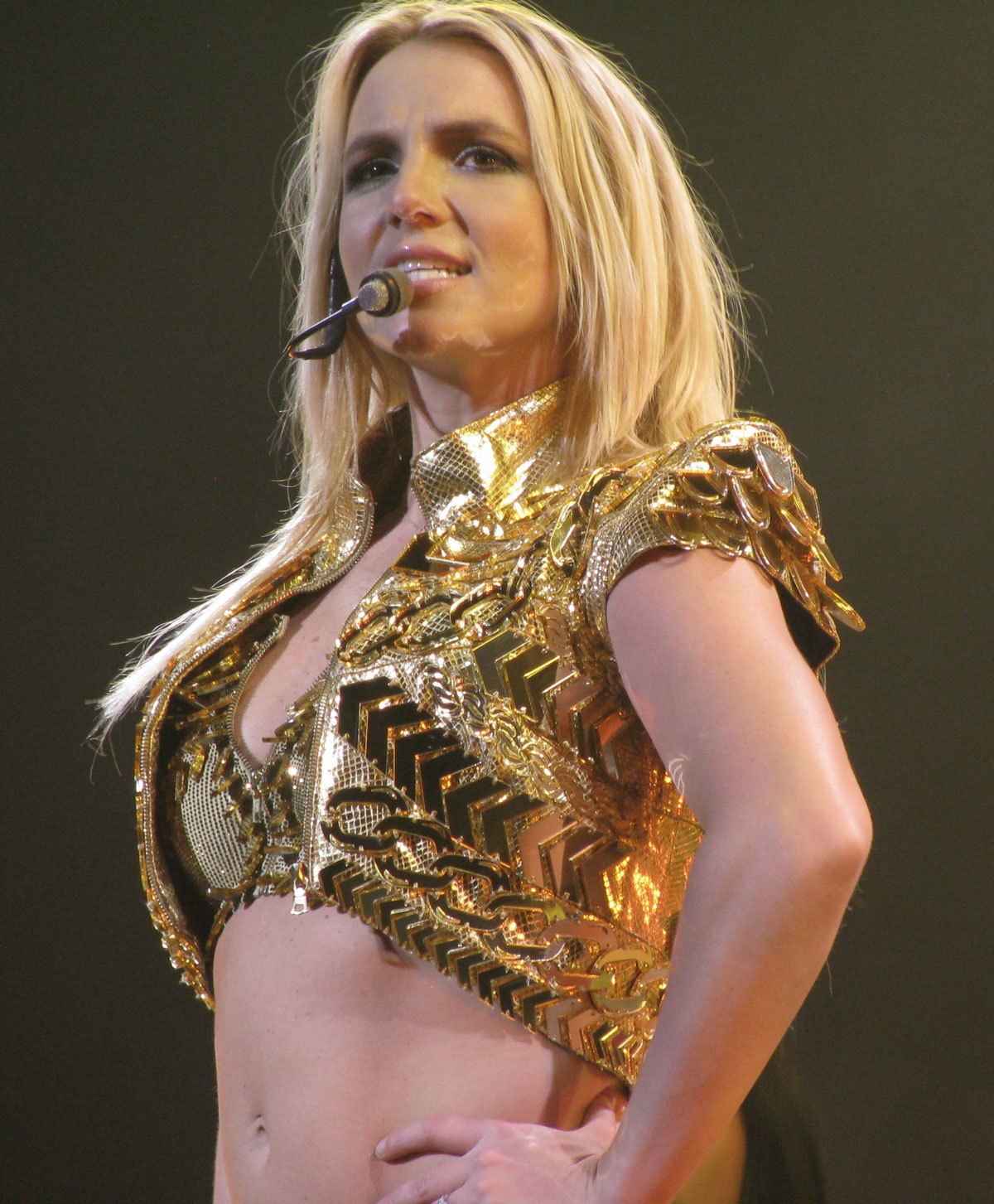 The hook up britney traducida