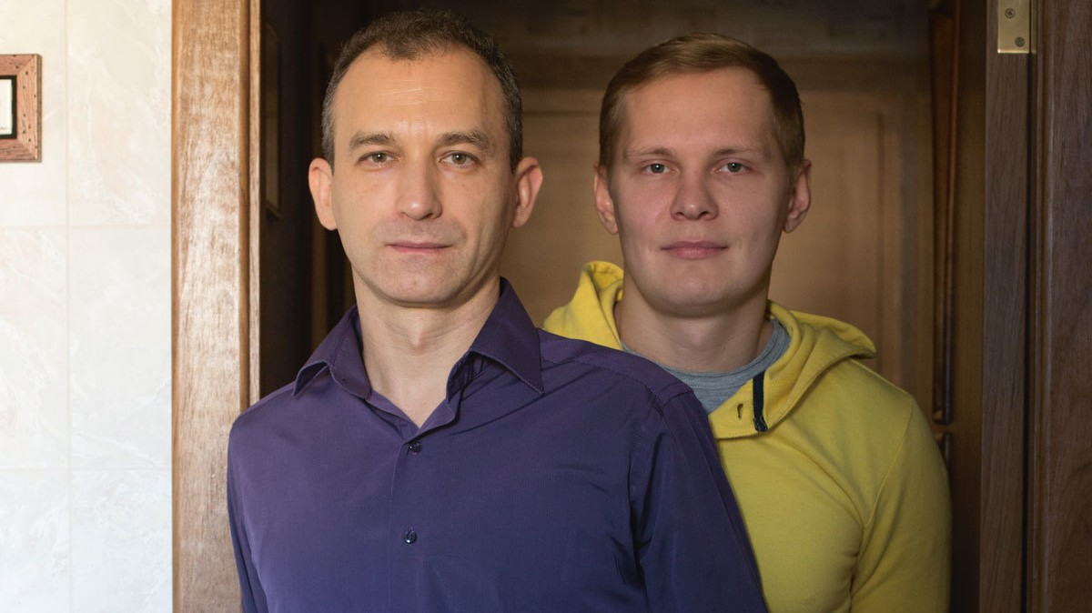 wolfgang tillmans profiles russia's queer community