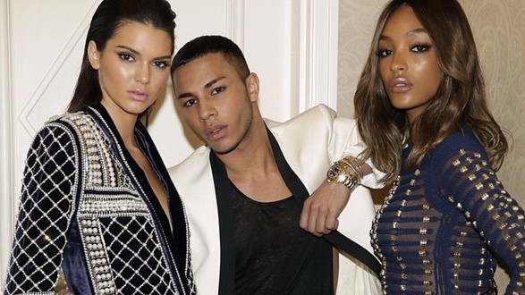 ​balmain for h&m is coming