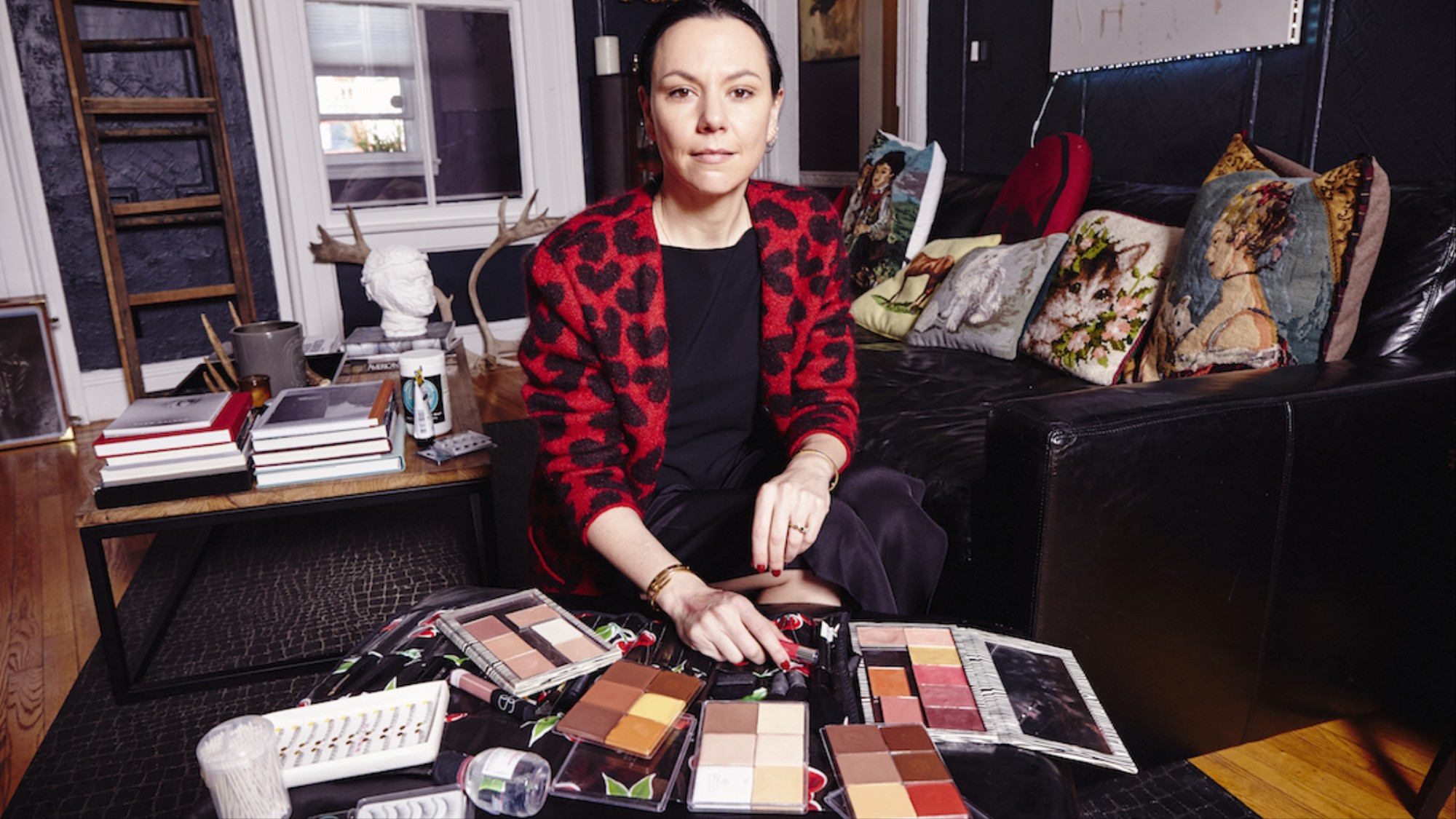 francelle daly on amazon beauty finds and growing up goth