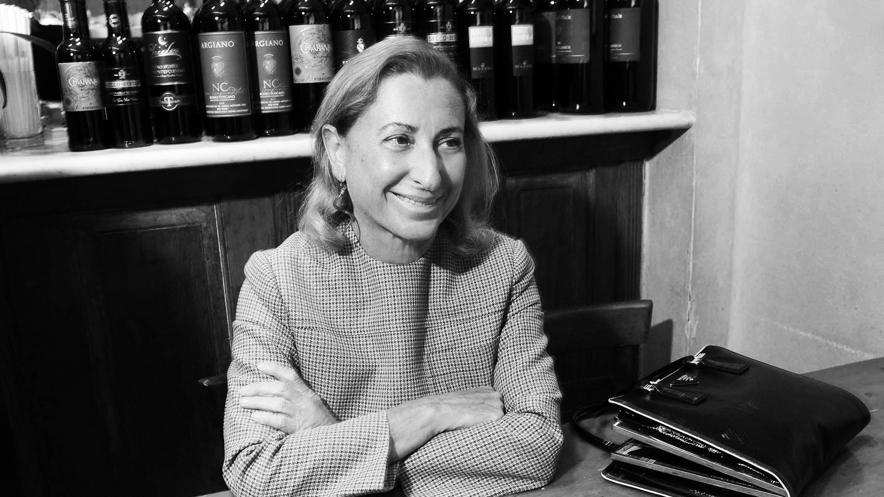 miuccia prada thinks you should get a job