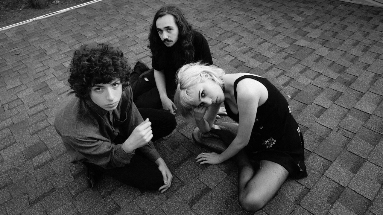 ​from a sunflower bean, a mighty sound grows