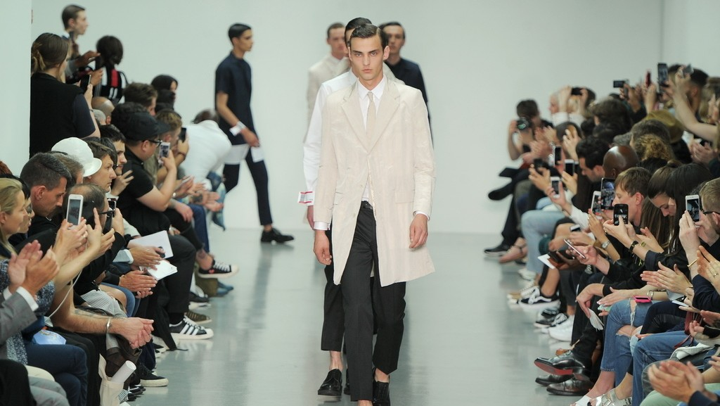 working nine to five: london collections men tackles the suit