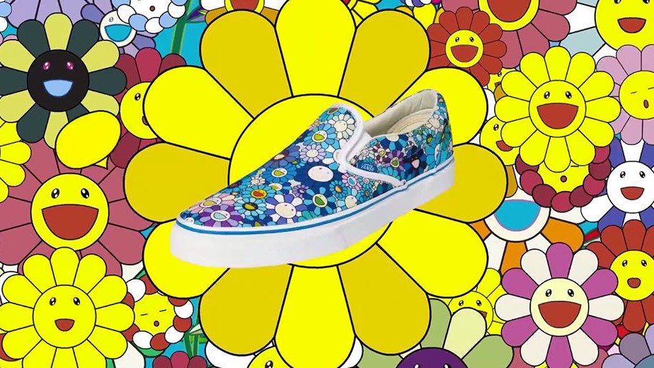 ​vans and takashi murakami unite on capsule collection