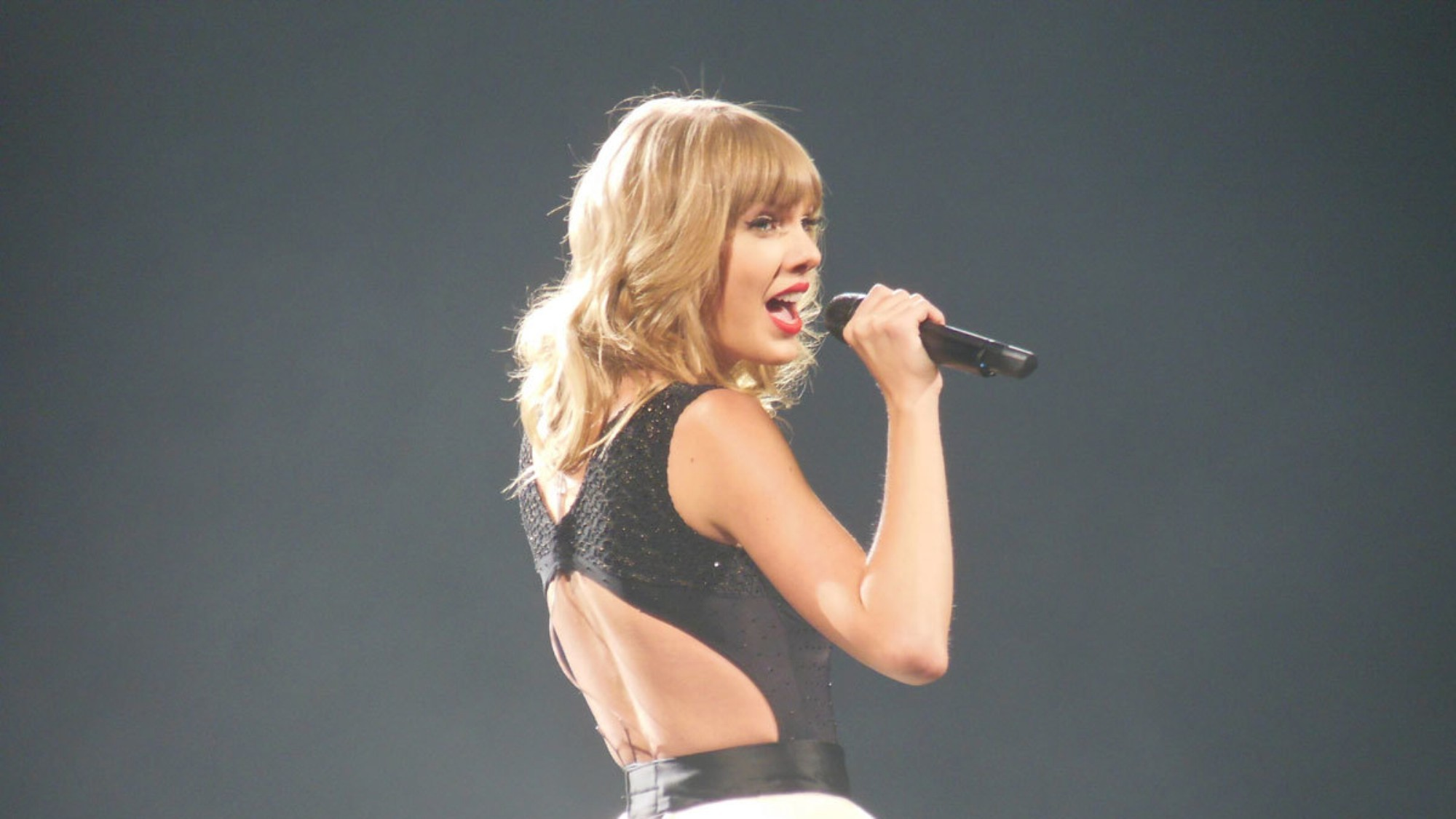 ​taylor swift's 1989 will not be on apple music