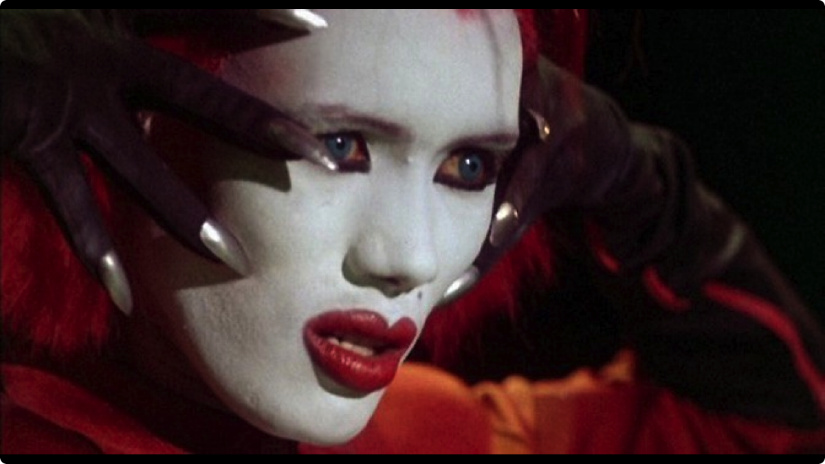10 Most Extreme Horror Film Beauty Moments I D