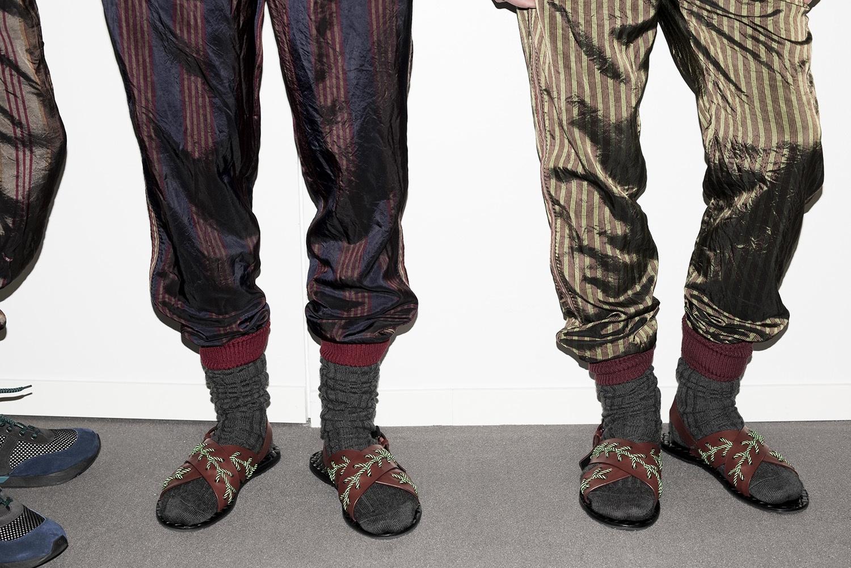 La Calcetines Oficialmente Sandalias D En Las Con Milán A I Están Moda erCBdxoW