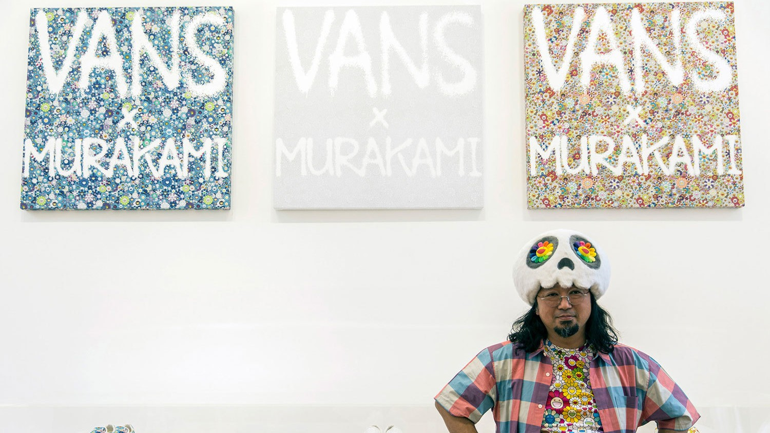 ​takashi murakami on vans, geeks and feeling spiritual