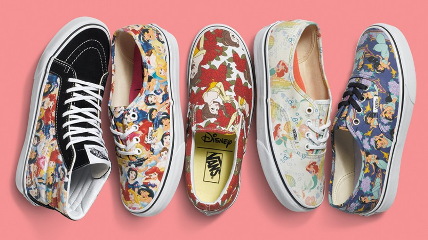 ​dream big with vans and disney