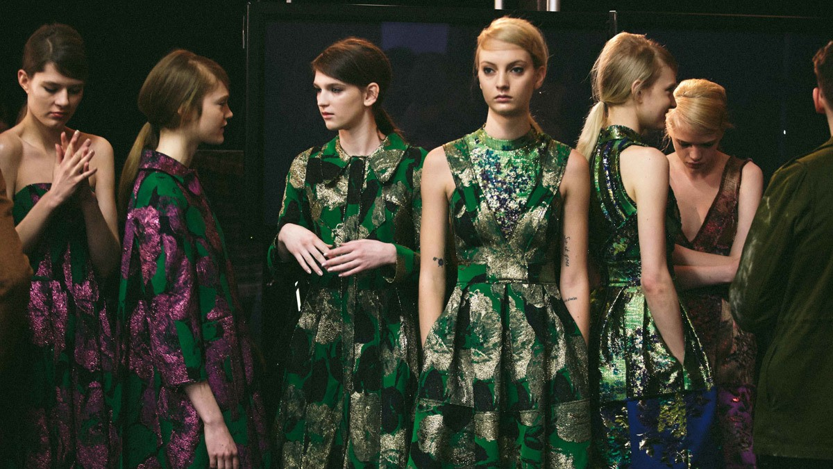 ​erdem to present eco-friendly collection at lfw
