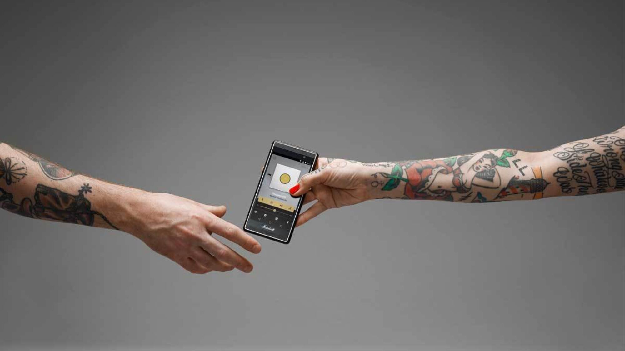 Marshall Phone