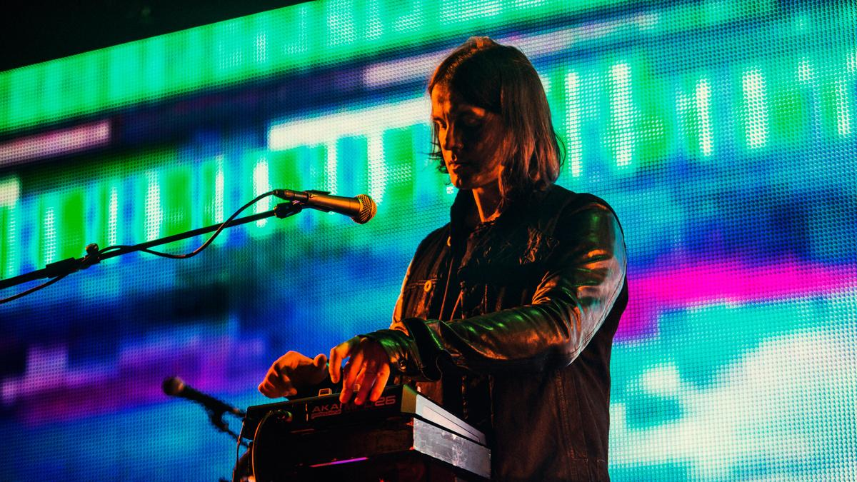​the tracks that changed alessandro cortini's life