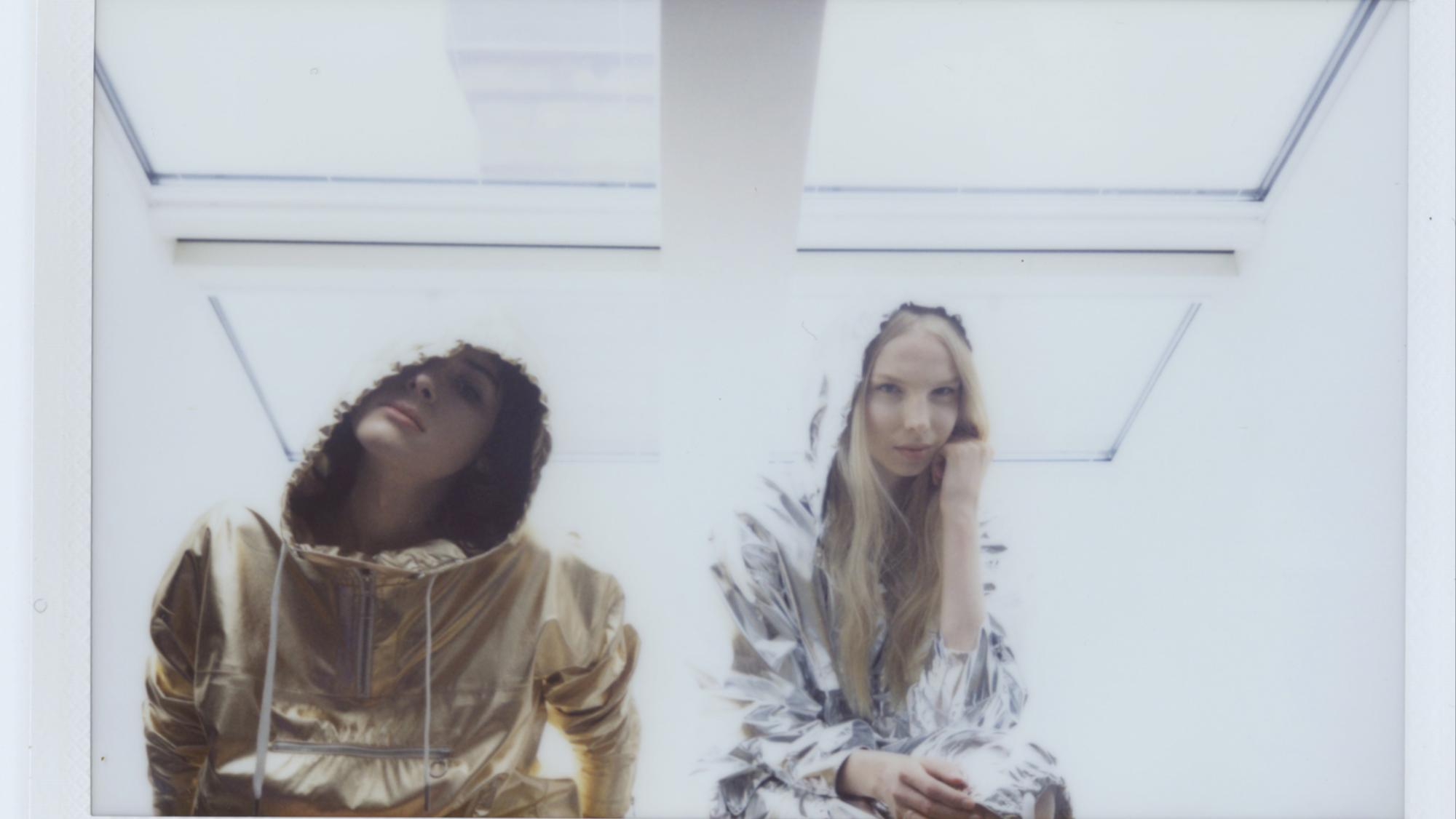 a polaroid diary of & other stories' transgender campaign by amos mac