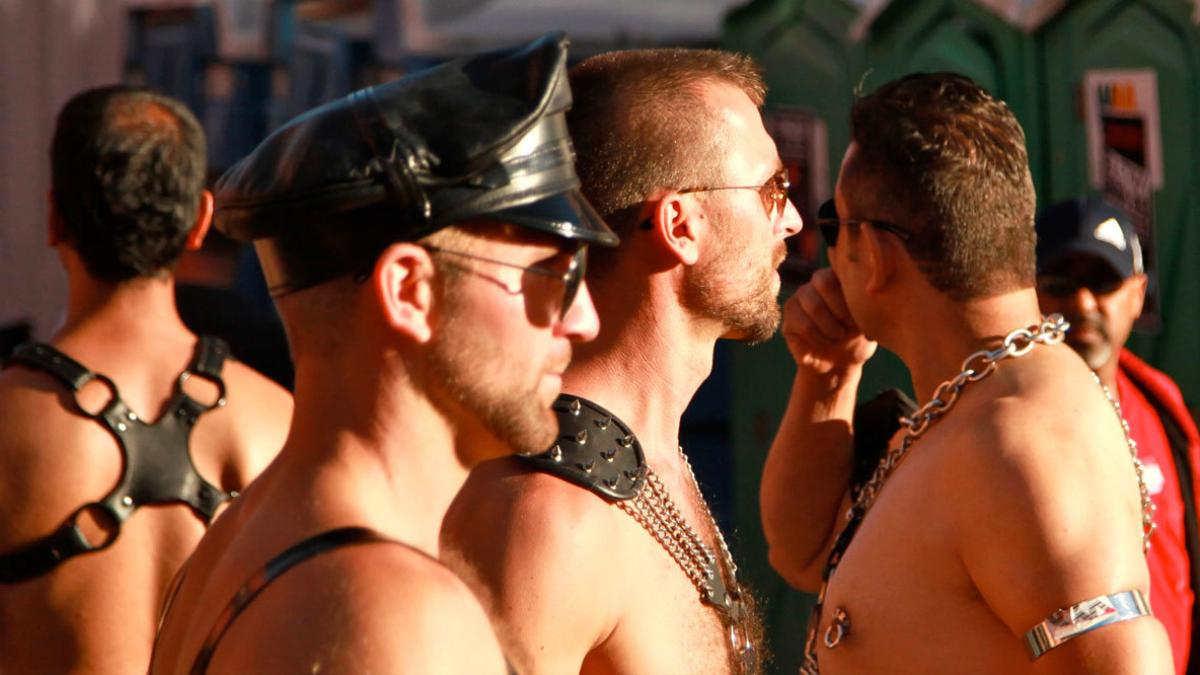 el problema de los gays que van de heteros