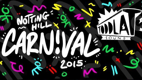 ​line ups for toddla t, rinse fm and channel one stages at carnival