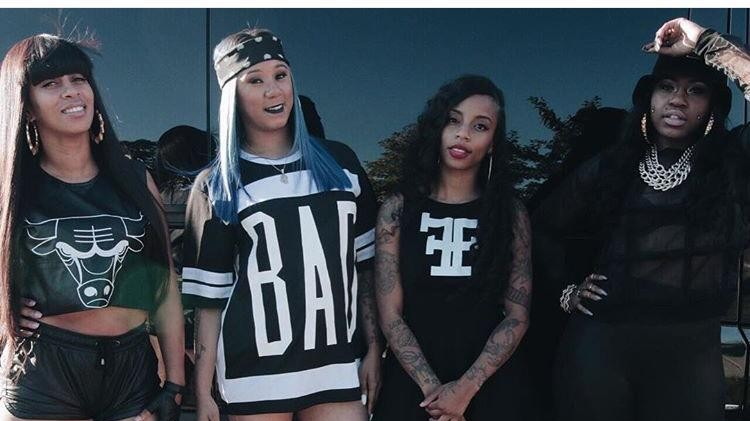 w.w.a. is the all female supergroup coming straight outta chicago