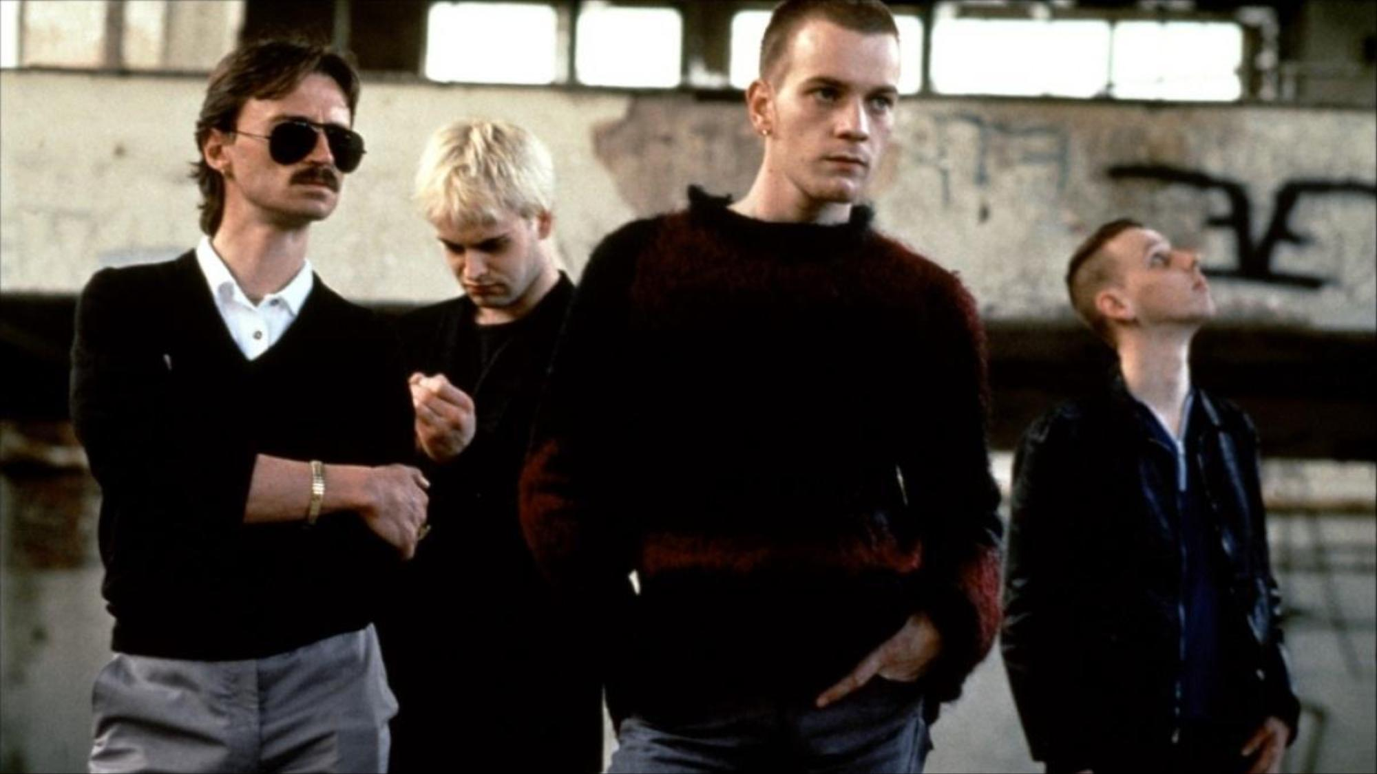 get ready for a trainspotting sequel | read | i-D