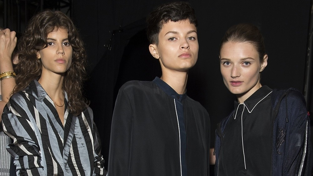 public school's sportswear vibes were strong for spring/summer 16