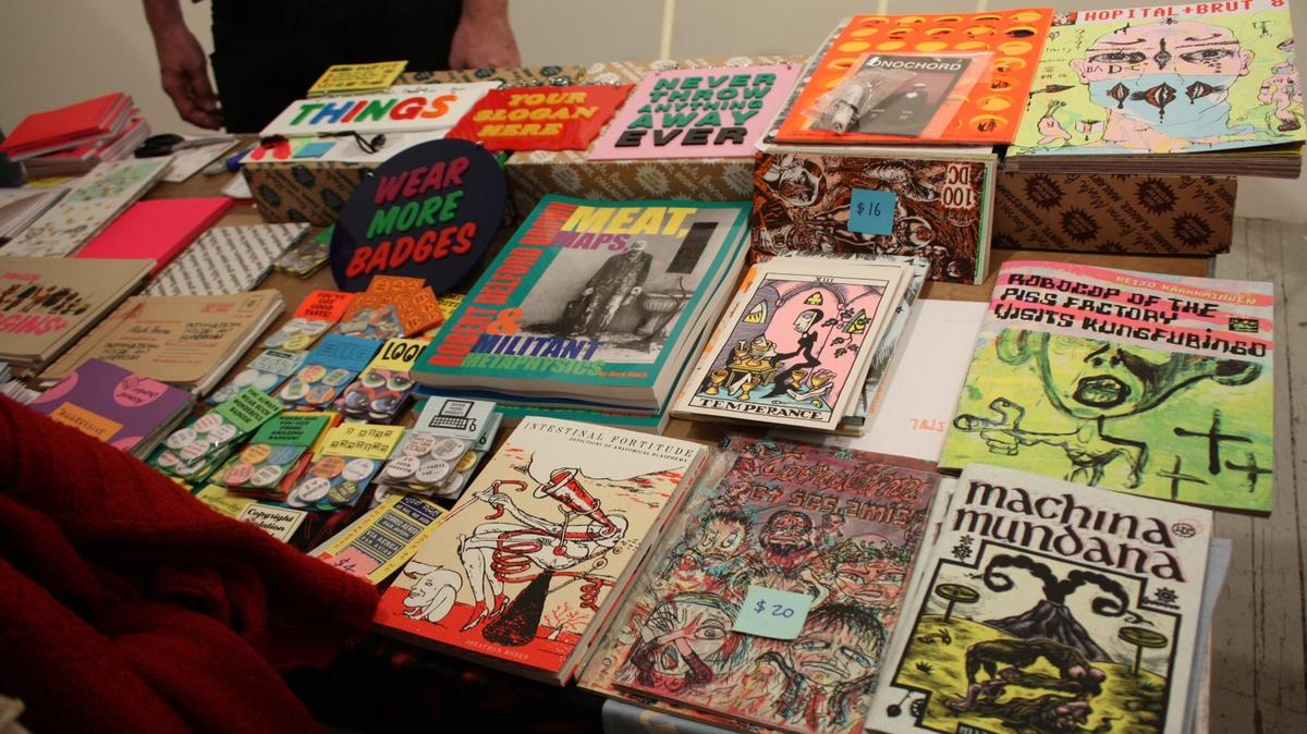 5 reasons you can't miss the ny art book fair