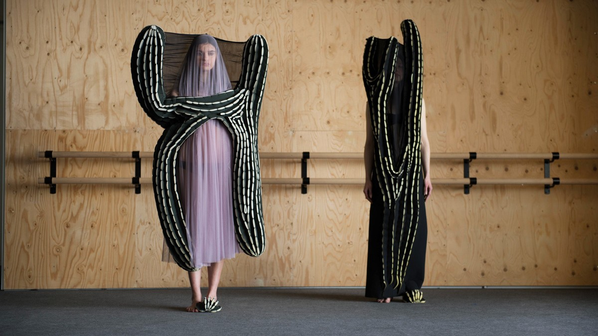 the future of csm's ma fashion programme