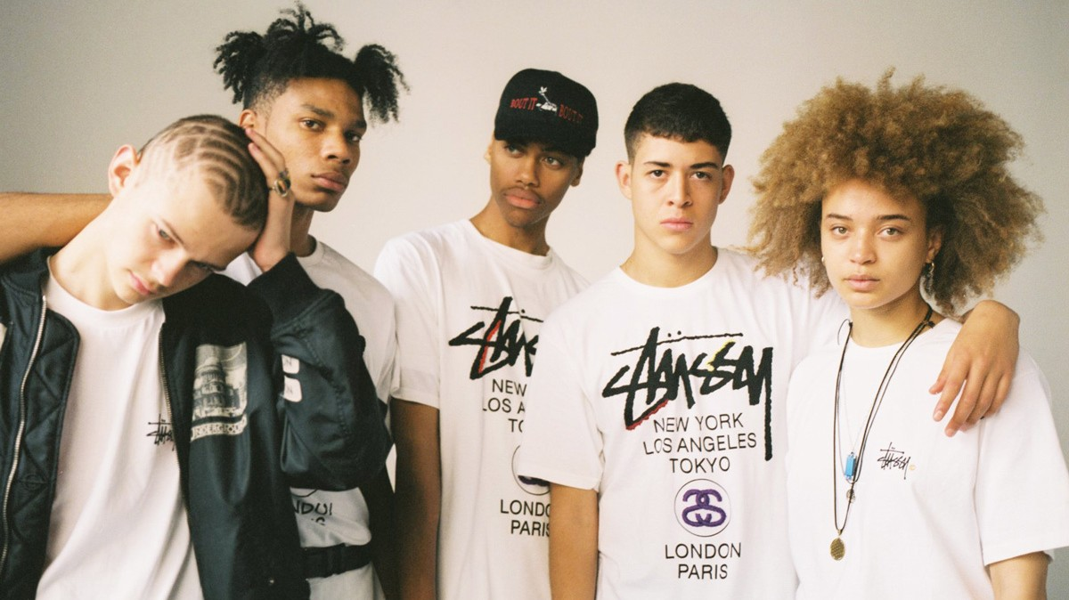 ​exclusive: stussy's london tribe launch the latest dover street market collaboration