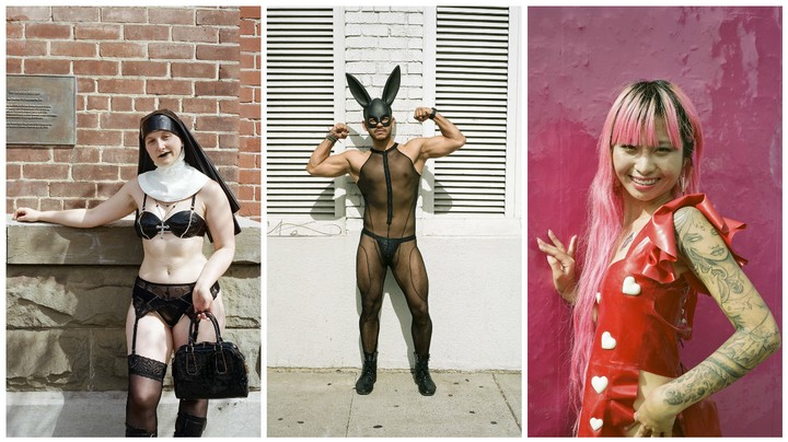 vivian fu photographs the sexy fetishes of the folsom street fair