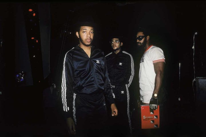 rediscovered photos of the 80s hip-hop scene