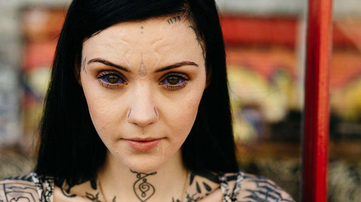 ​grace neutral was born to be different