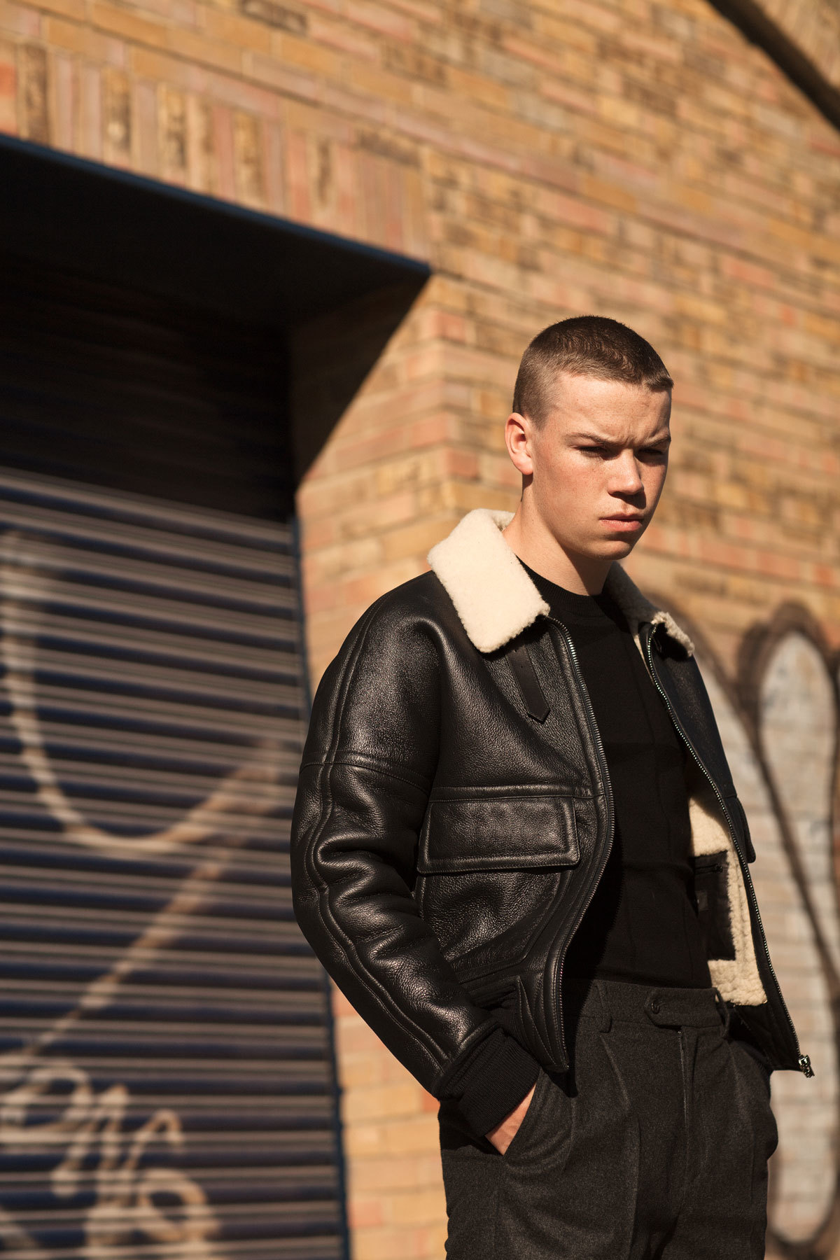 will poulter it movie