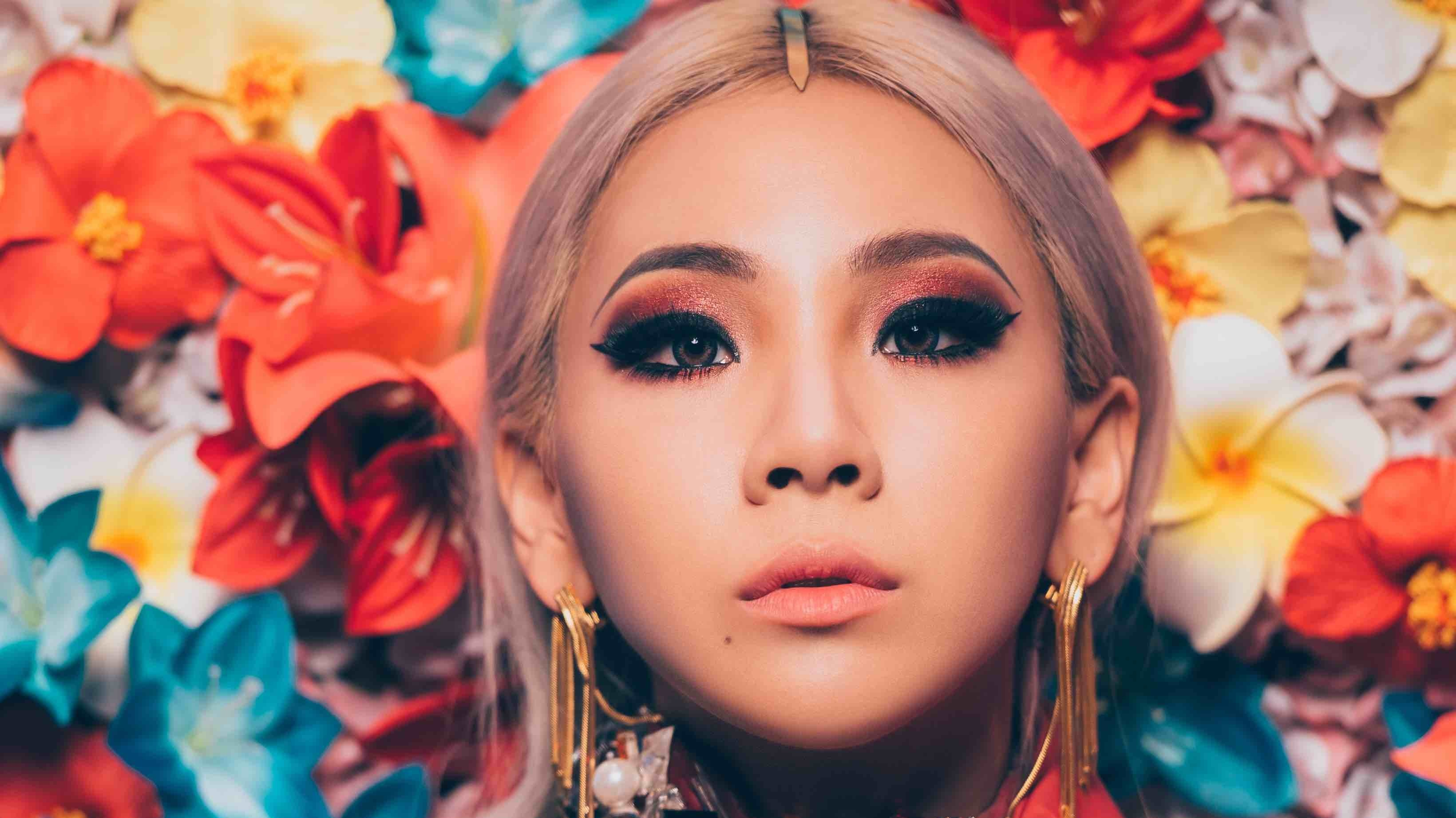CL dishes on 'hello bitches' and her new badass style