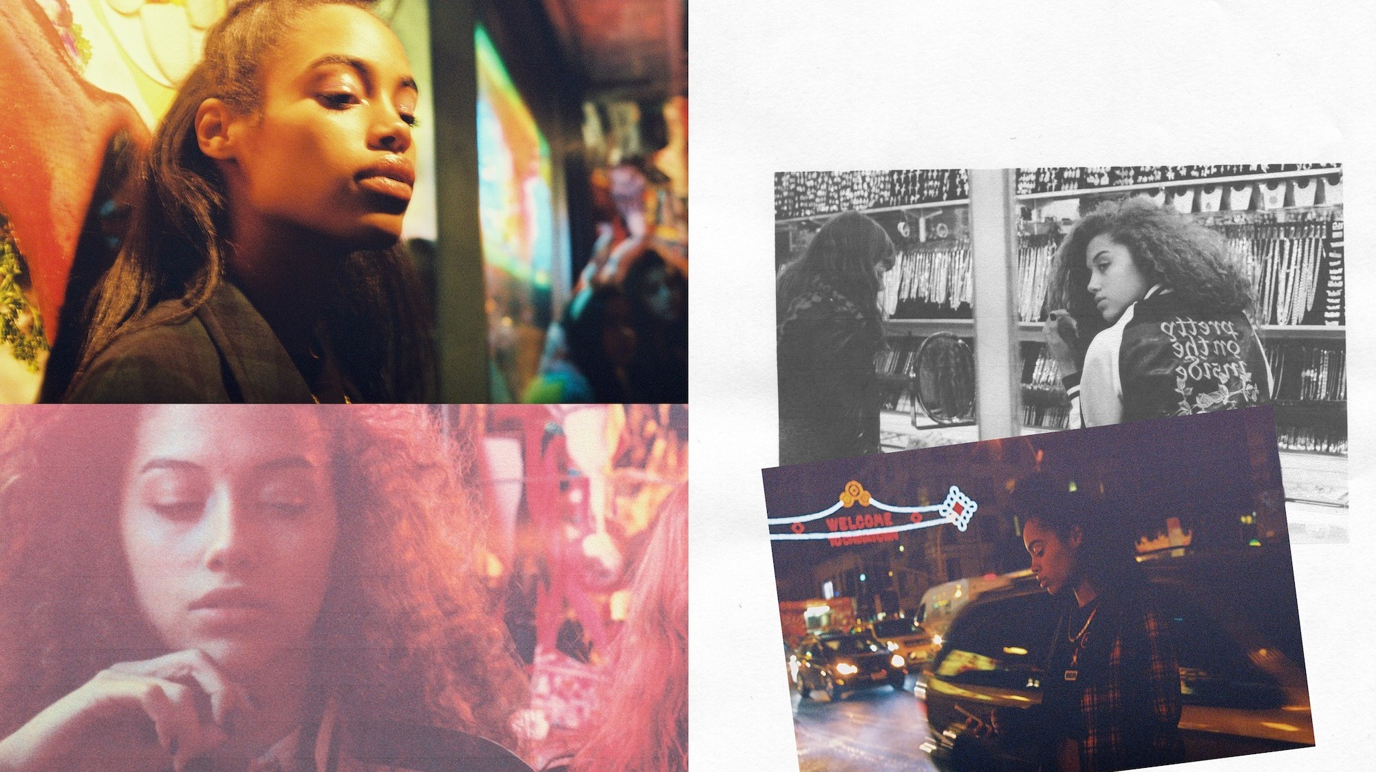 exclusive: petra collins and mademe's chinatown sleepover zine