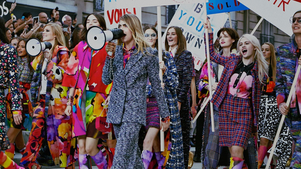Image result for le feminisme dans la mode