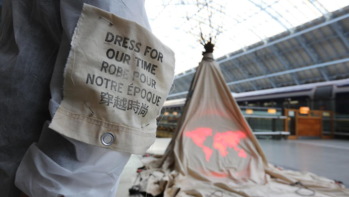 can fashion change the way we think about climate change?