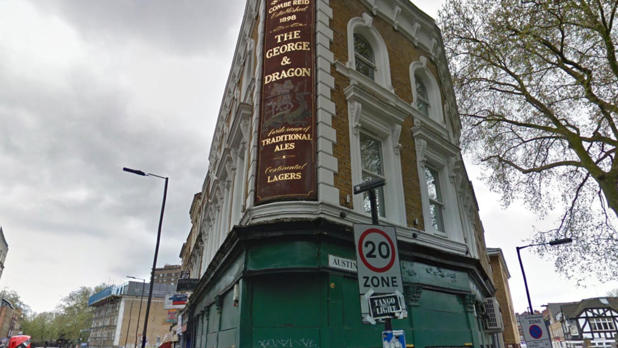 east london's legendary gay pub, the george & dragon, shuts it doors